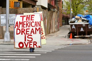 End Of The American Dream