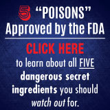 Poisons Approved By The FDA