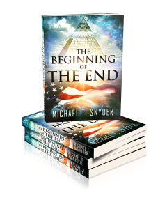 The Beginning Of The End - La nueva novela sobre el futuro de América Por Michael T. Snyder