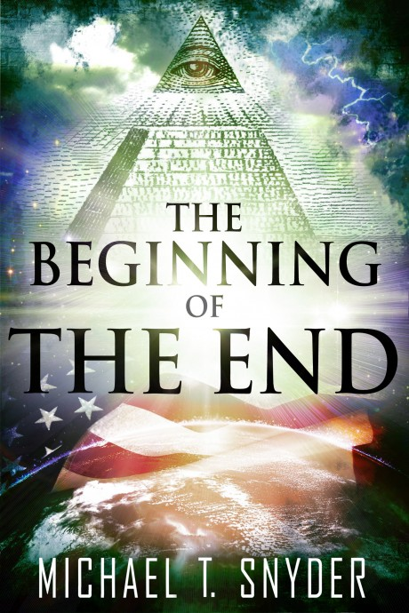 Michael T. Snyder's Shocking New Thriller - The Beginning Of The End