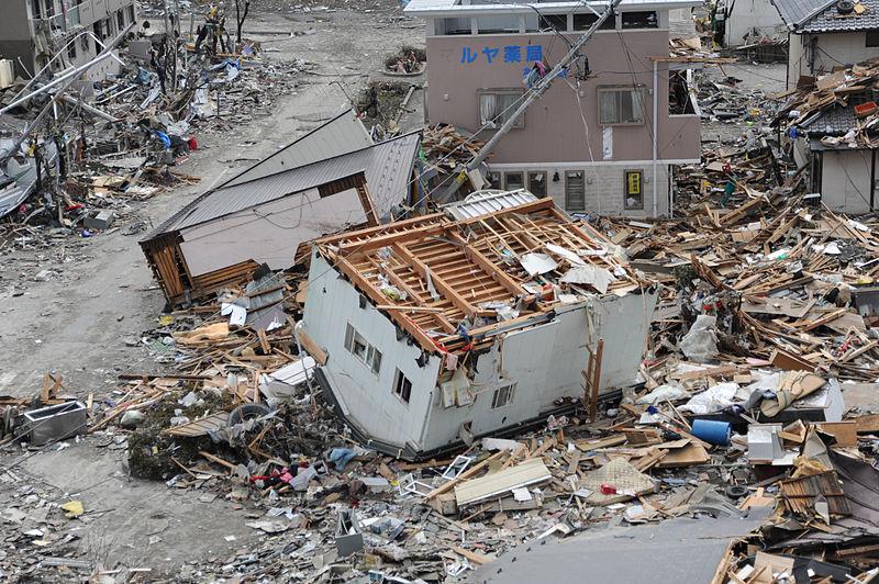 Natural Disasters Tsunami in Japan 2011