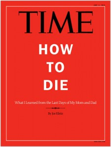 Time Magazine How To Die