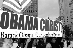 Obama Christ