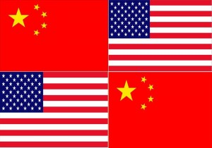 China vs. America - Photo by Wangdora92