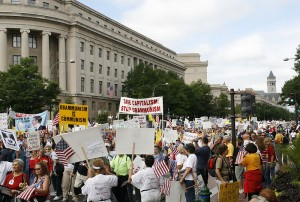IRS Officials Knew Patriots And Tea Party Groups Were Being Targeted 2 Years Ago - Photo by dbking