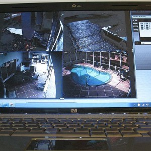 Home Security - Photo by Intel Free Press