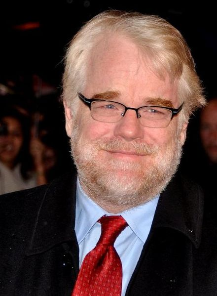 Philip_Seymour_Hoffman - Photo by Georges Biard