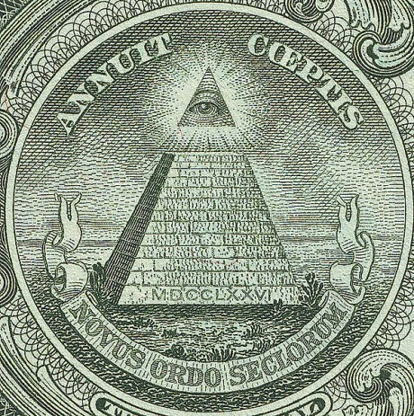 All Seeing Eye - Novus Ordo Seclorum