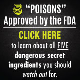 5 Poisons Approved By The FDA