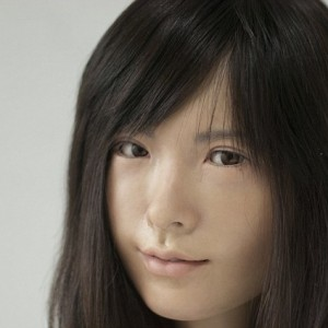 Asuna Life-Like Female Robot by A-Lab in Japan