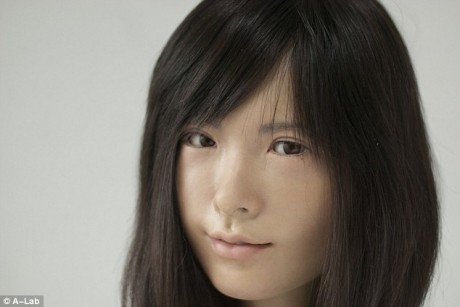 Life Like Robots Japan Life-like Female Robots