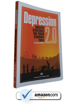 Depression 2.0 Book- End Of The American Dream