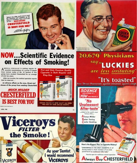 Science And Smoking
