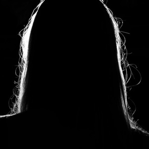 Woman Silhouette 2015 - Public Domain