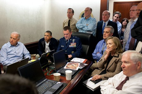 Bin Laden Raid - Public Domain