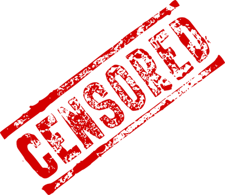 Censored - Public Domain
