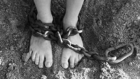 Debt Slave Debt Slavery Debt Bondage Debt Chains - Public Domain