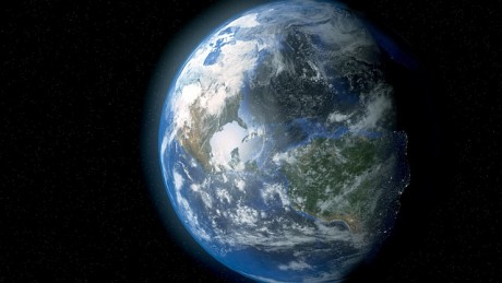 Earth Space Planet World - Public Domain