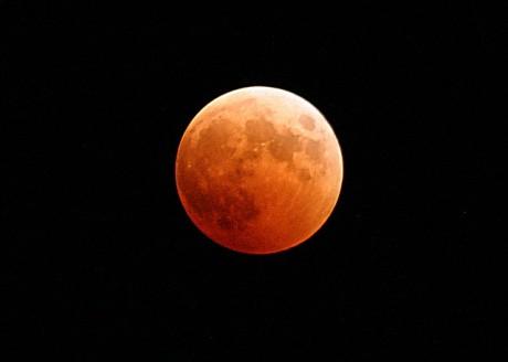 Blood Moon - Public Domain
