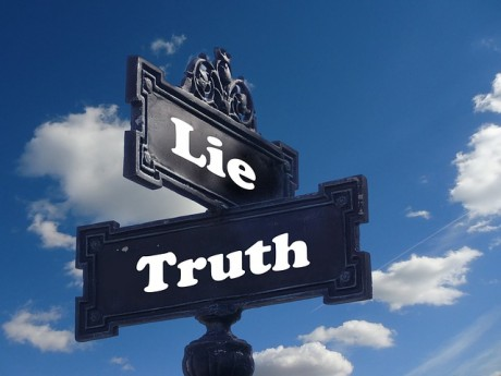 Lie Truth - Public Domain