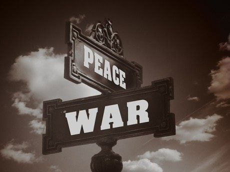 War Peace - Public Domain