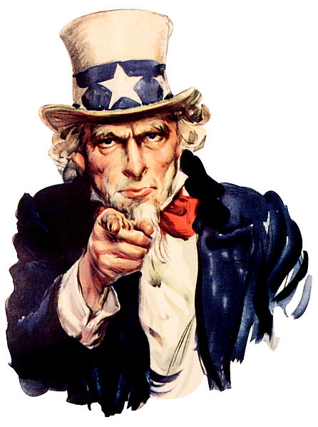 Uncle Sam - Public Domain