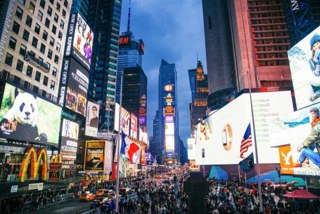 Times Square - Public Domain