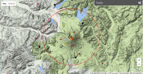 Major Eruption Imminent? Earthquake Swarms Reported At Mt. Hood, Mt. Rainier And Mt. St. Helens