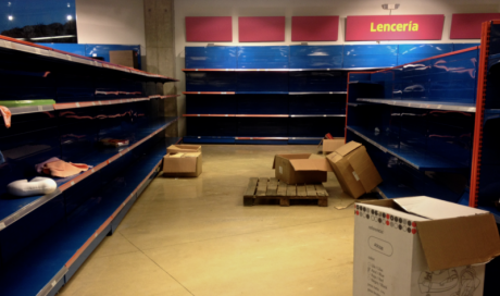 Venezuela Shortages - Photo by ZiaLater