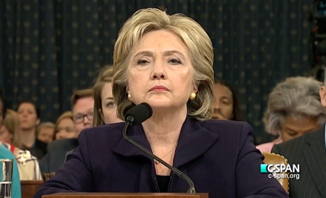 Hillary Clinton Benghazi - Public Domain