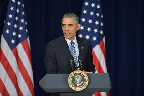 Barack Obama - Public Domain
