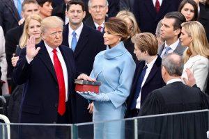 Inauguration Of Donald Trump - Public Domain