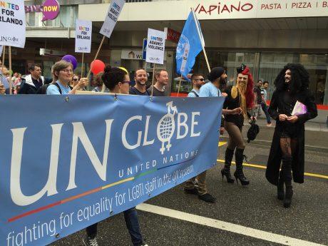 LGBT March - Public Domain