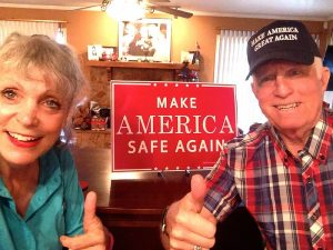 Trump Supporters - Photo by TwinsofSedona