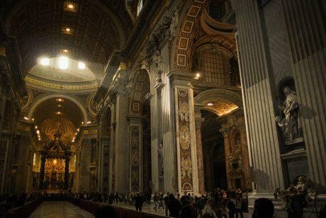 Vatican St. Peter's Basilica - Public Domain