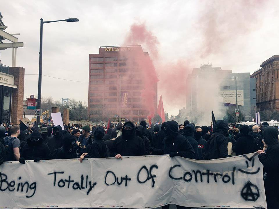 Antifa Plans To Unleash Violent Chaos Starting On November 4th