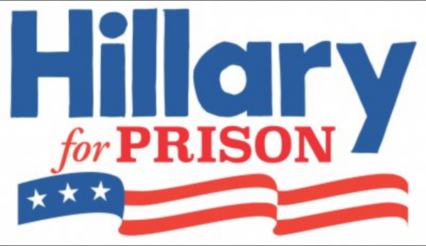 Why Hillary Clinton Needs To Go To Prison In 2018 Hillary-For-Prison-600x347