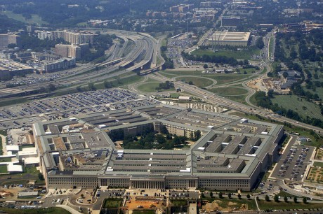 Aerial View Of The Pentagon - Photo by Mariordo Camila Ferreira and Mario Duran