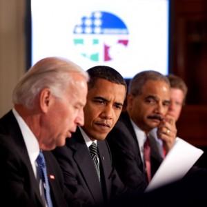 Obama, Biden, Holder