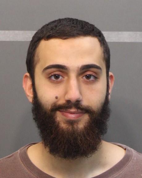 Muhammod Youssuf Abdulazeez - Mugshot from Hamilton County Jail