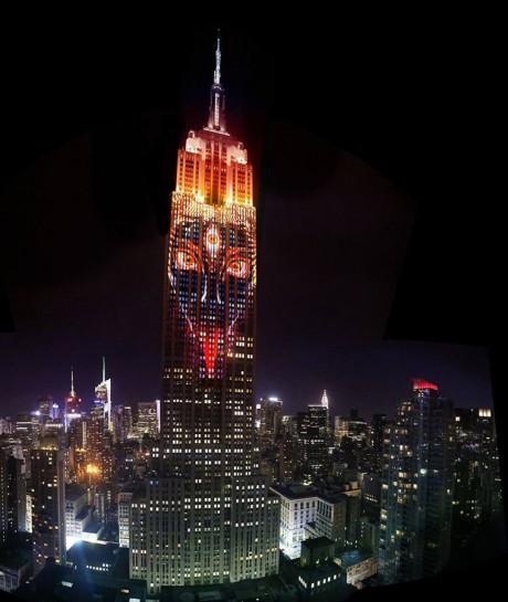 New York Skyline Kali