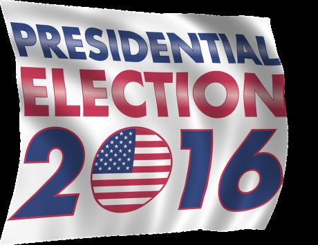 Presidential Election 2016 - Public Domain